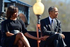 Michelle Obama ,Barack Obama