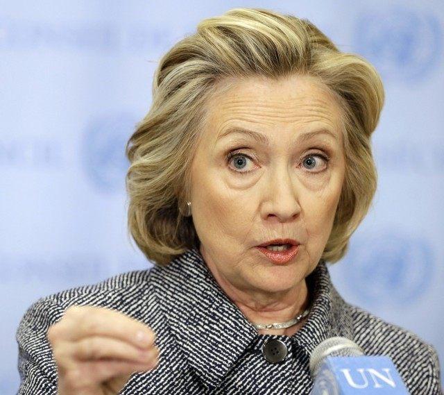 New York, Hillary Rodham Clinton