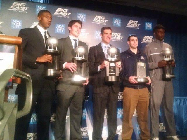 big-east-award-winners