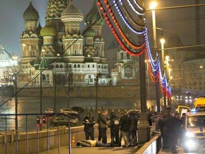 AP/Pavel Golovkin