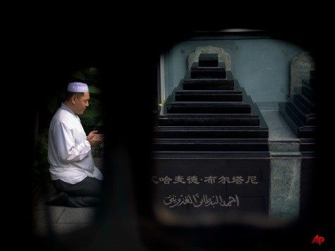 china-islam-ap
