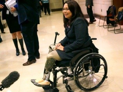 Tammy Duckworth, D-Ill. (Pablo Martinez Monsivais, AP)