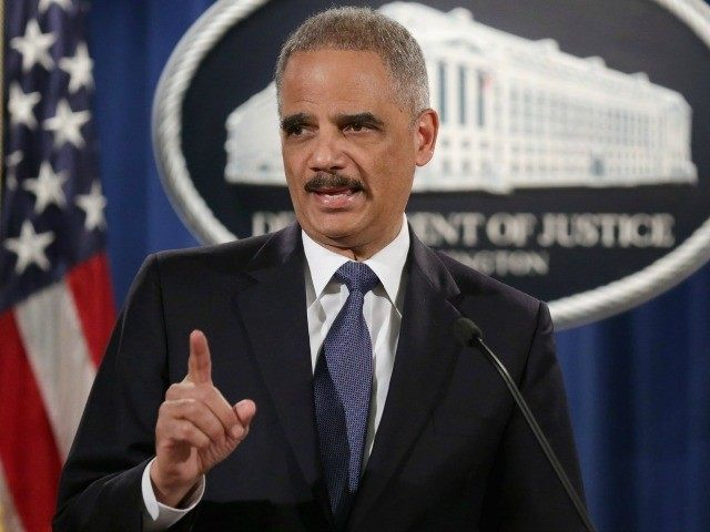 California enlists Eric Holder to defend against Trump administration