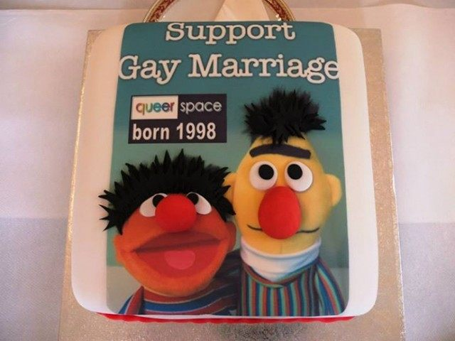 The Gay cake - a clear breach of copyright