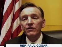 """Tuesday on Newsmax TV's """"MidPoint"""" Rep. Paul Gosar (R-AZ) said …"""