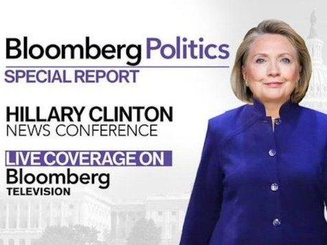 Bloomberg Hillary Clinton