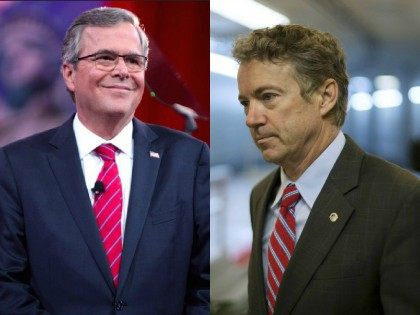 Jeb Bush Rand Paul