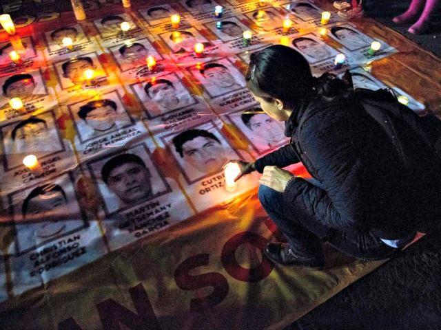 43 Students Eduardo Verdugo AP Photo