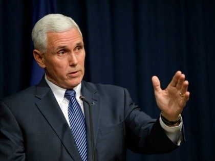 Exclusive — Mike Pence: Phase Four Coronavirus Bill Should Have 'Legal Shield' from Trial Lawyers, Payroll Tax Cut, Economic Boosters