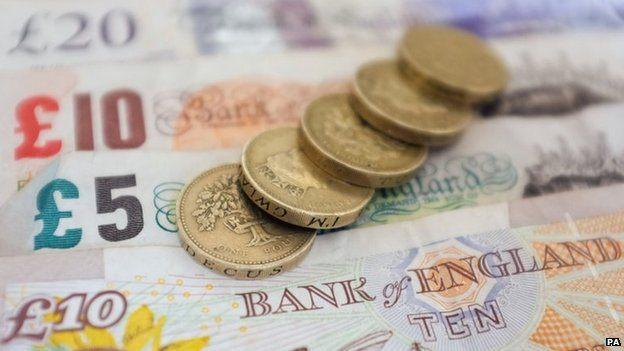 British money PA