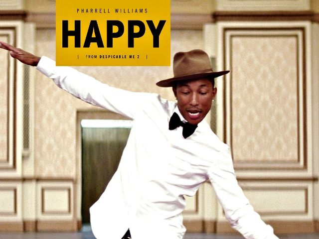 """Happy"" album cover"