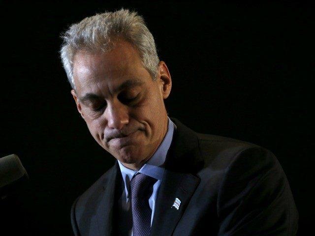 Rahm Emanuel: Epic Failure Of Chicago Gun Control Proves More Gun
