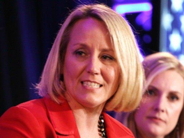 Emily's List President Stephanie Schriock.