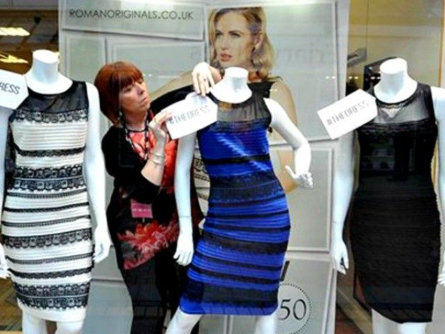 Two color dress domestic violence
