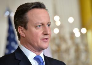 British PM David Cameron defends comment that he won't seek third term