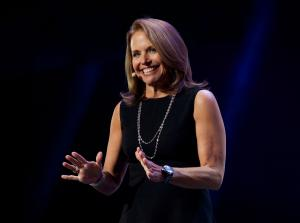 Katie Couric focused on work at Yahoo; not eying return to NBC