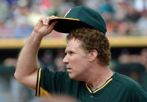 Will Ferrell plays for 10 baseball teams in HBO project