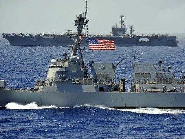 AP Photo/U.S. Navy, Ryan Mayes