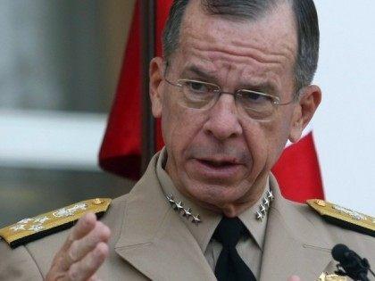 Adm. Mike Mullen (AFP)