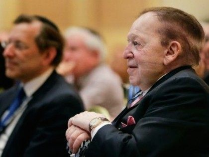 Adelson Republican Jewish Coalition (AP)