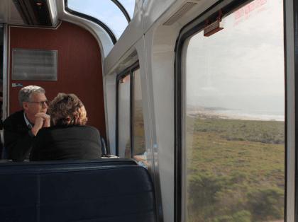 Amtrak (Joel Pollak / Breitbart News)