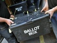 Ballot Box UK Election Reuters