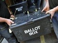 Ballot Box UK Election Reuters