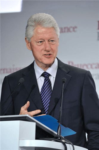Bill Clinton Renaissance 2010 2