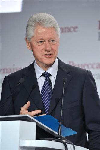 Bill Clinton Renaissance 2010 2