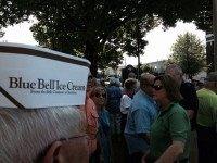 Blue Bell Vigil - Twitter - @JRogalskiKHOU