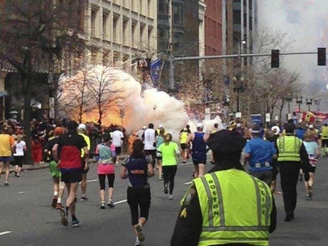 Boston Marathon Reuters