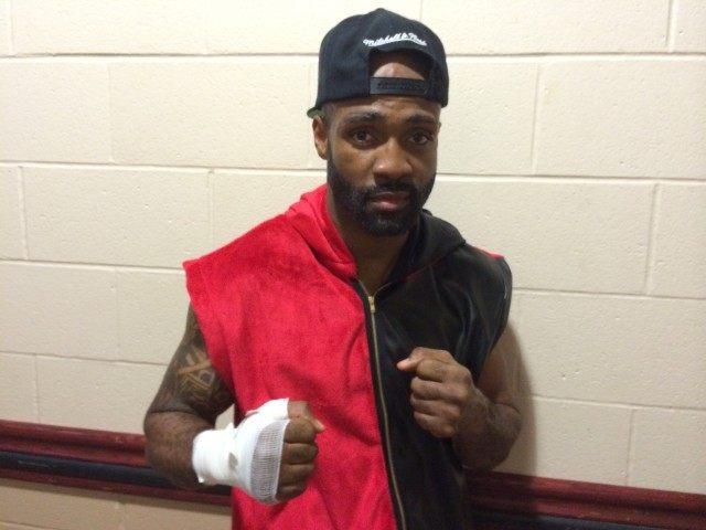 Boxer Lennox Allen