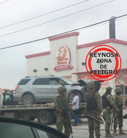 The capture of a Gulf Cartel boss set off a fierce firefight near the Texas border
