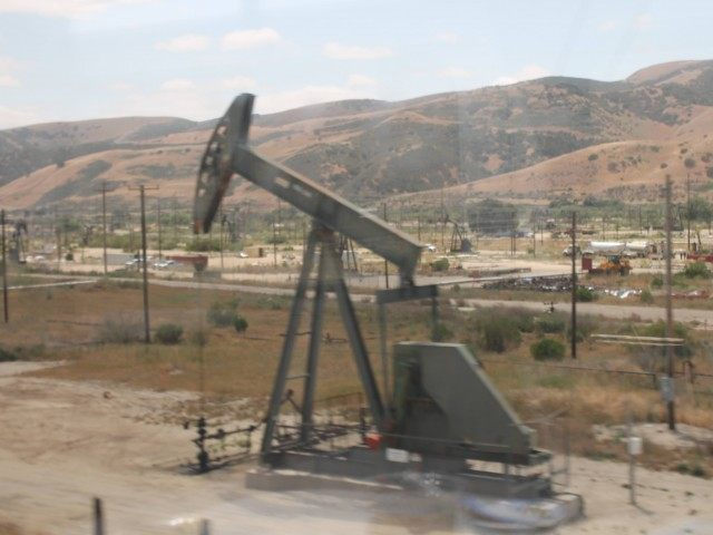 California Pumpjack (Joel Pollak / Breitbart News)