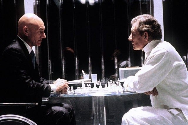 Chess-X-men