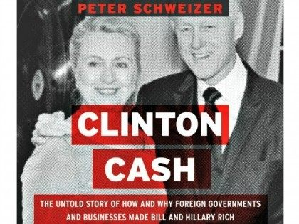 HuffPo: 'Clinton Cash' Revealed Hillary and Bill as 'Money Predators'; Book Soon to be Used in Election
