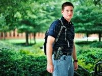 George Mason college student carries a gun on campus