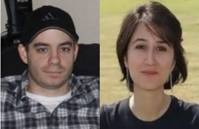 Coty Beavers and Gelareh Bagherzadeh -  Honor Killing Victims
