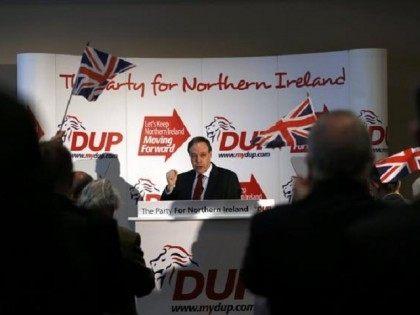 DUP Reuters Nigel Dodds