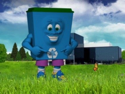 NSA/recycling video