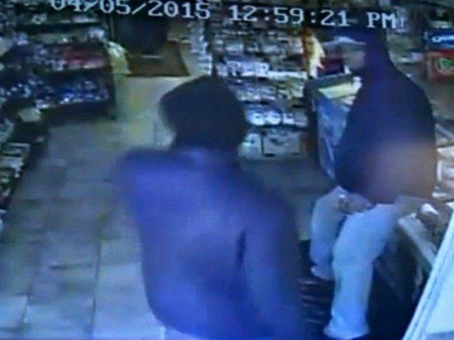 Surveillance Video Screenshot