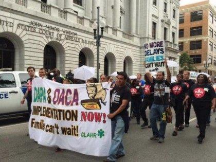 Exec Amnesty Protests United We Dream