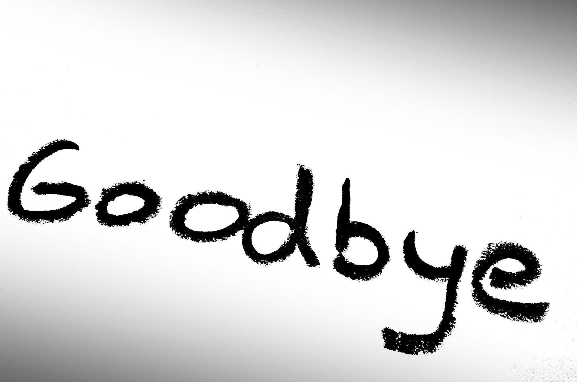 картинки прощания на английскому своей новой