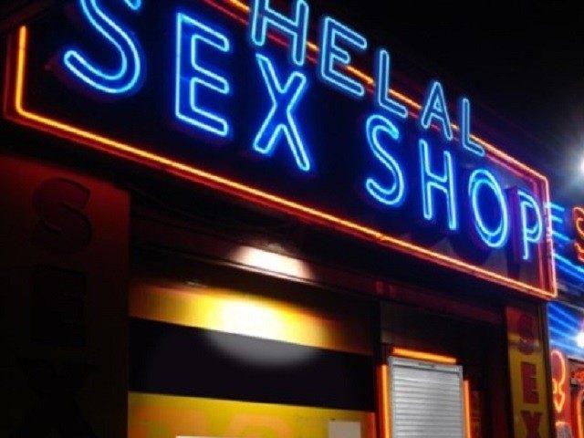 Halal Sex Shop 1