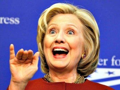 Hillary -in-washington