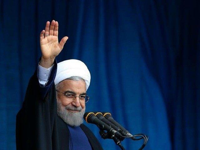 AFP PHOTO/HO/IRANIAN PRESIDENCY