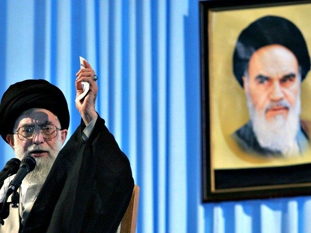 Iran leader says Israel a 'cancerous tumor' to be destroyed