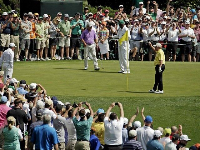 Jack Nicklaus AP Hole in One