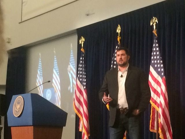 Lone Survivor' Navy SEAL Marcus Luttrell Shares Special