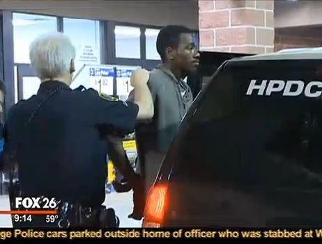 Matthews arrested